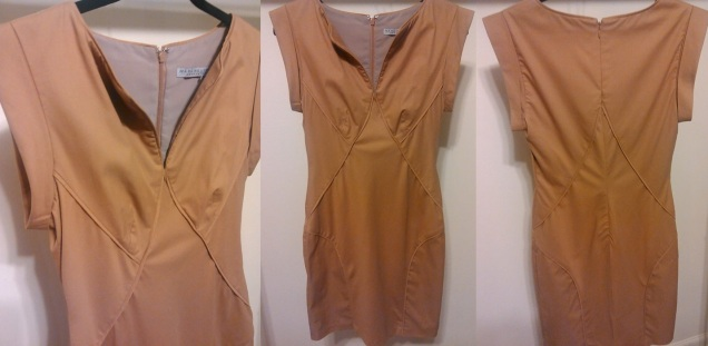 Chic in Tan Size (2) $30.00