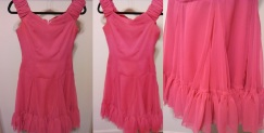 Flirty Pink Size (6-8)$30.00 #415