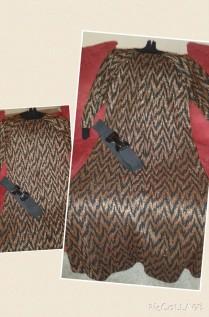 Vintage Sweater dress size 12 $30 #3009