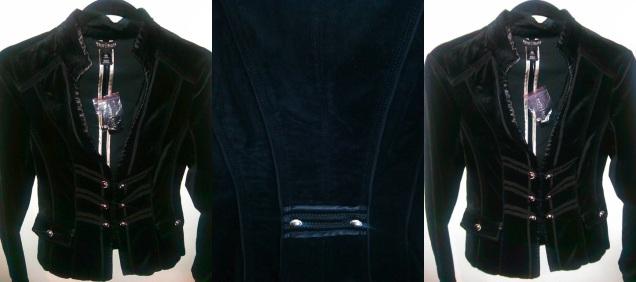 Black Velvet Size (00) $35.00