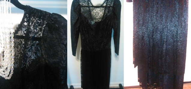 Lacey (jewelry not included) Size (4 ) $30.00