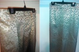 Golden Skirt Size (18) $10.00