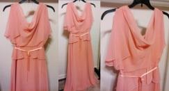 Feminine Peach Size (4-6) $25.00 #318